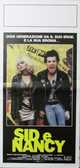 Cinefolies - Sid and Nancy